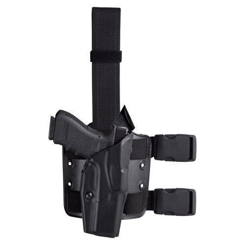 Safariland Standard Key (Safariland 6384 ALS OMV Tactical Holster Glock 19 23 4.0