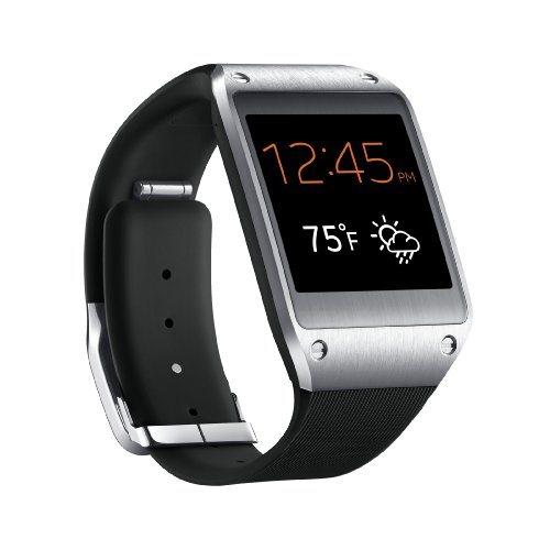 Samsung Galaxy Smartwatch Retail Packaging