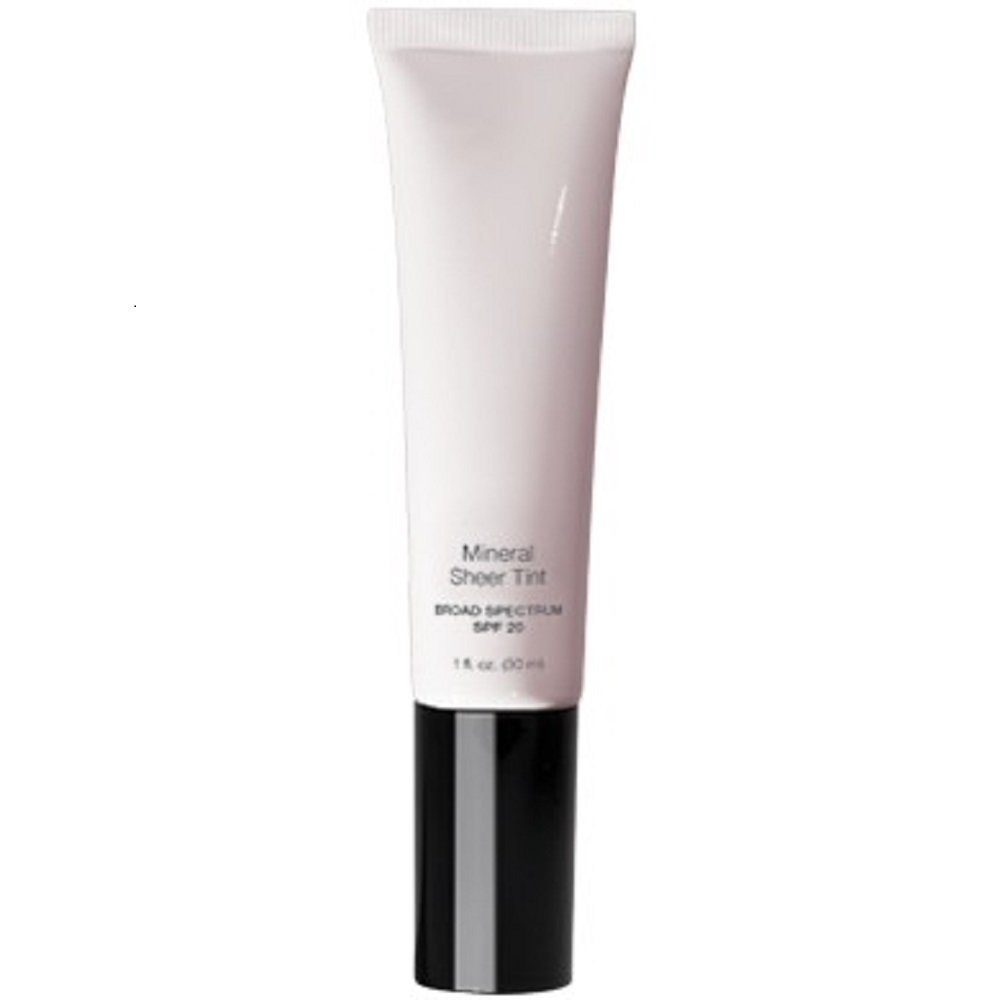 Mineral Sheer Tint SPF 20 Tinted Moisturizer - Lightweight mineral-enriched tinted cream with broad spectrum sun protection - Sheer finish (Natural Glow)