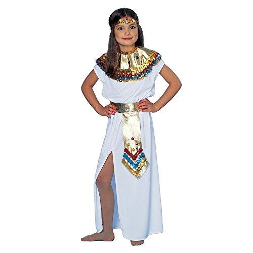 Costume Culture Women's Cleopatra Girl's Costume, White, -