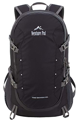 d8a93c31f9e4 Venture Pal 40L Lightweight Packable Backpack with Wet Pocket - Durable  Water Resistant Travel Hiking Camping Outdoor Daypack for Women Men