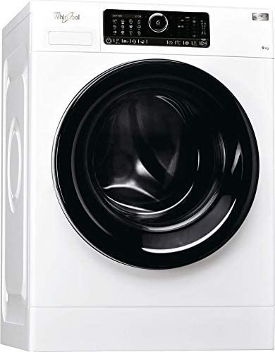 Whirlpool FSCRM90432, lavadora de carga frontal sin instalación, 9 ...
