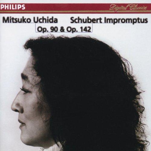 Price comparison product image Schubert: Impromptus, D.899 & D.935 ~ Uchida