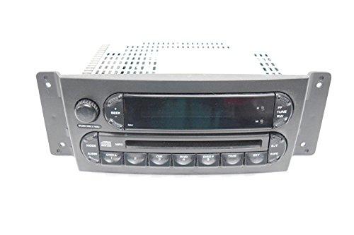 04-05-06-07-08-chrysler-pacifica-radio-cd-player-oem