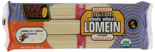 Organic Planet Organic Traditional Lomein Noodles, 8-Ounce (Pack of 12) by Organic Planet (Image #5)