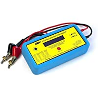 ACT 612 Lead Acid Intelligent Battery Tester for 6V/12V SLA, GEL and FLOODED batteries. Replaces the GOLD-PLUS by ACT Meters
