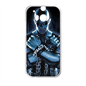 HGKDL Game Cool Man Design Personalized Fashion High Quality Phone Case For HTC M8