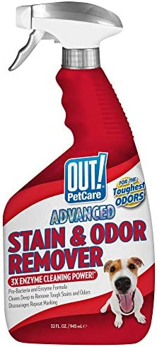 OUT Advanced Stain Remover Ounces