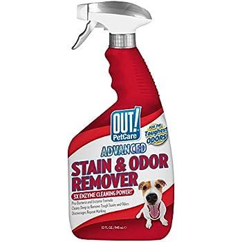 Amazon Com Petzyme Pet Stain Remover Amp Odor Eliminator