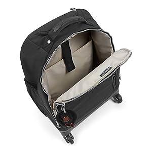 Kipling Women's Echo Ii Rolling Kids Backpack One Size Black