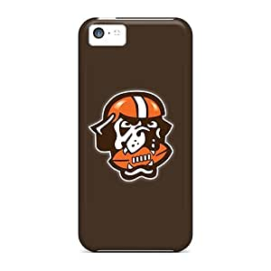 Ihp3292rMGE Faddish Cleveland Browns 7 Cases Covers For Iphone 5c