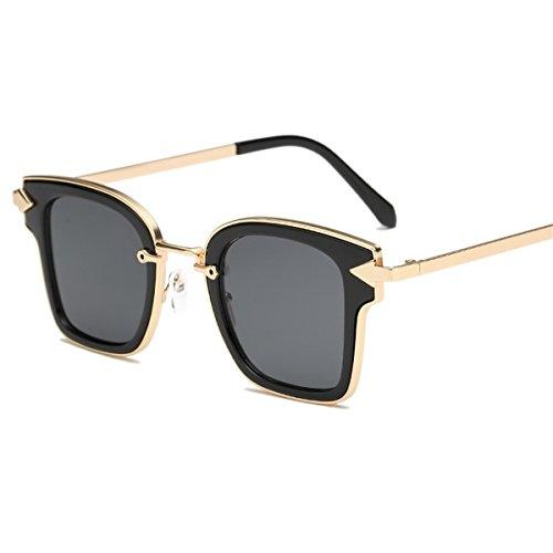 XGLASS De De Hombres Gafas De Misma De De F Personalidad Gafas Sol Caja De Sol Y Flecha Mujeres Moda Con La wtrvwSBq