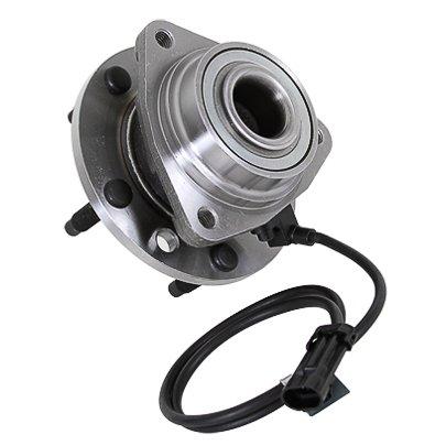 Callahan 513124X1 FRONT Premium Grade [ 5 Lug 4WD AWD ABS ] Wheel Hub Bearing Assembly [ 513124 ] ()