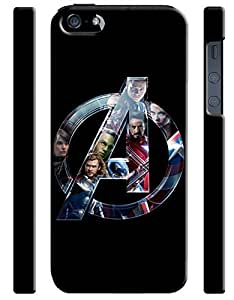 BESTER Avengers Age Of Ultron Logo Iphone 5s Hard Case Cover
