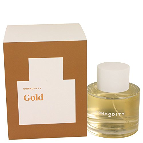 Commodity Gold by Commodity Eau De Parfum Spray 3.4 Oz by Gold