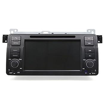DealMux pantalla táctil LCD WINCE radio de coche estéreo Multimedia DVD de navegación GPS para BMW E46: Amazon.es: Electrónica