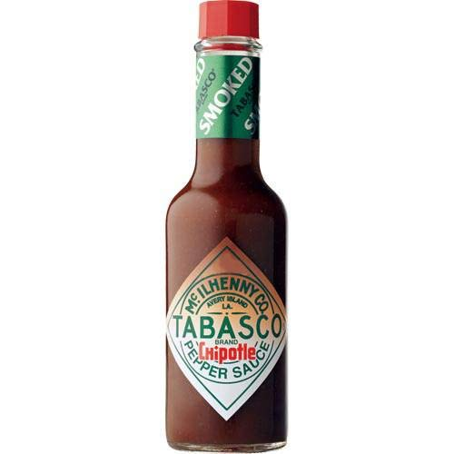 Tabasco Brand Chipotle Pepper Sauce 5oz. Pack of 2