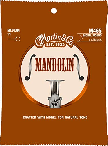 Martin Mandolin Monel Wound 8-Strings