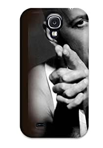 Case For Galaxy S4 With Nice Bruce Willis Appearance