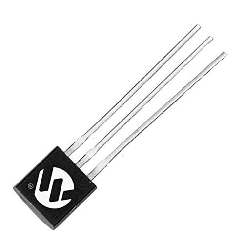 50 item s MICROCHIP TECHNOLOGY MCP9700-E//TO MCP9700 Series Low-Power Linear Active Thermistor TO-92-3