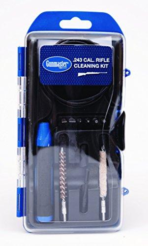 Gunmaster 243 Caliber Rifle Cleaning Kit (12-Piece)