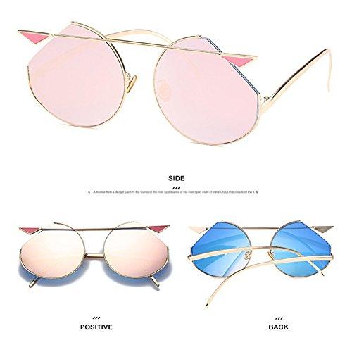 de al Gafas la de Gato Ojo Ruikey Manera Libre 2 Aire de de de la Sol Sol Sol Gafas de de Gafas Señora afFqv