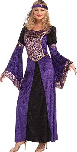 Juliet Costumes Ideas (Ladies Fancy Dress Party Costume Maid Marion Tudor Juliet Medieval Maiden Outfit)