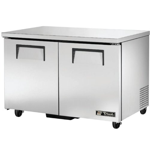 "True TUC-48-ADA Under Counter Refrigerator 48"" 2 Section ..."