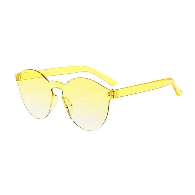 VECDY Gafas De Sol Mujer, Estilo Vintage Retro Moda Hombre ...