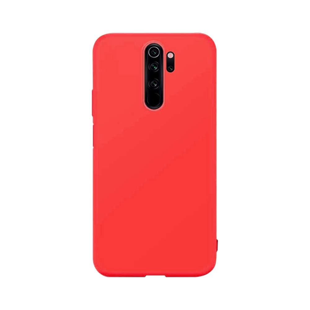 cuzz Funda para Xiaomi Redmi 7+{Protector de Pantalla de Vidrio Templado} Carcasa Silicona Suave Gel Rasgu/ño y Resistente Tel/éfono M/óvil Cover-Amarillo