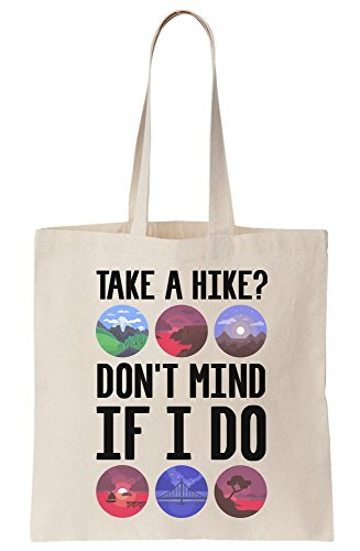 Do Canvas I Hike A Tote Mind Bag If Take XRYww