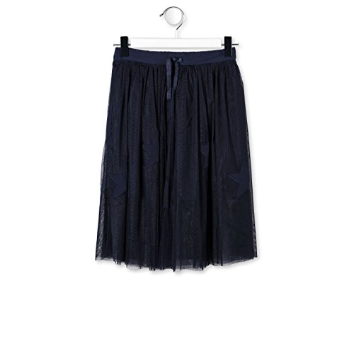 Stella McCartney Kids Poeny Amalie Star Skirt Black 361696 (6 Years) by Stella McCartney