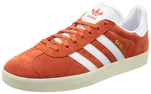 Sneakers future Metallic footwear White Harvest Homme Orange Gazelle Basses gold Adidas 5wWvqHB7x