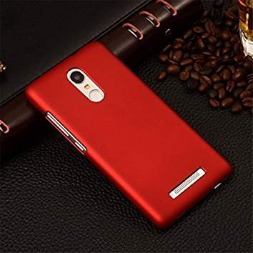 super popular b87b7 f0d99 Shop Buzz Hard Case Back Cover For Gionee S6S - Red