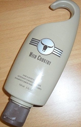 Avon Wild Country Body Wash