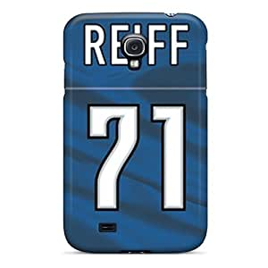 Cute Tpu MXcases Detroit Lions Case Cover For Galaxy S4