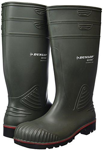 Dunlop , Chaussures de sécurité pour homme Vert vert 44 - Vert - vert, 44