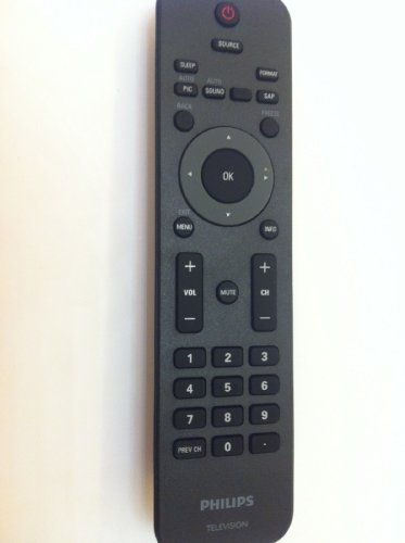 Brand New Original PHILIPS TV REMOTE for philips 32PFL3514D