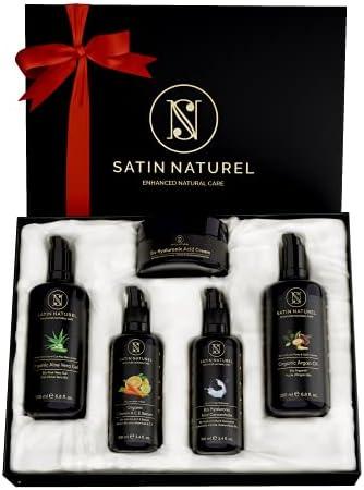 ✅ LOS MÁS VENDIDOS DE SATIN NATUREL: este set de 5 piezas combina los más vendidos de Satin Naturel