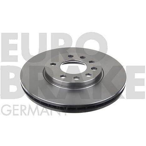 eurobrake 5815203630 Disco de freno rotores