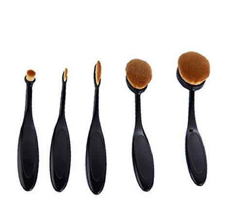 Toothbrush Style Makeup Foundation Brush - 6