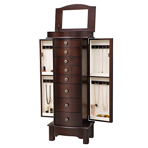 stand up jewelry chest - 3