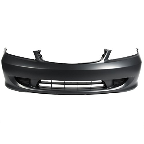 CarPartsDepot 04-05 HD CIVIC SDN,CPE FRONT BUMPER COVER - PRM