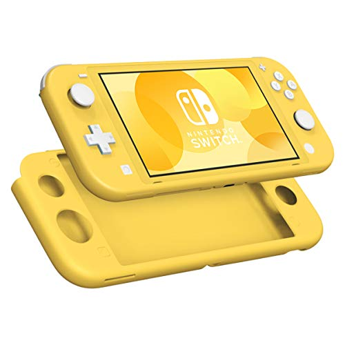 MoKo Case for Nintendo Switch Lite, Silicone Protective Rubber Cover, Shock-Absorption Anti-Scratch Non-Slip Case for Nintendo Switch Lite Console - ...