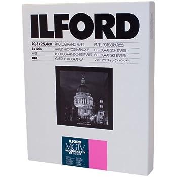 Ilford Multigrade Fiber Base Classic Photo Paper, 12x16 ...