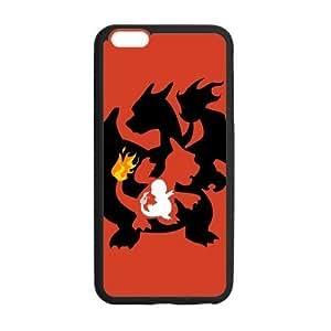 HipsterOne Custom Charmander Charmeleon Charizard Pokemon Case For Sam Sung Galaxy S5 Cover ( inch; Laser Technology)