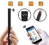 WiFi Hidden Camera Module,1080P HD DIY Mini Portable Covert IP Wireless Nanny Spy