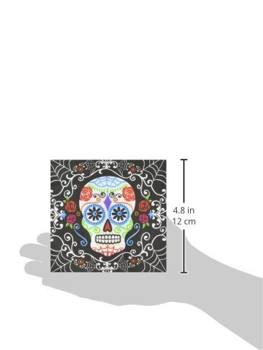 Day of The Dead Beverage Napkins, 432 Ct. by amscan (Image #2)