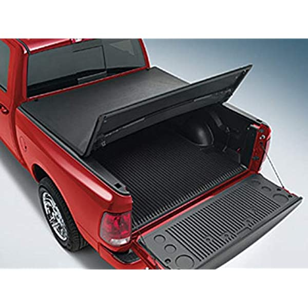 Mopar 82211602 Black Vinyl Tonneau Cover 5 7 Foot Ram Box 1 Pack Automotive Amazon Com
