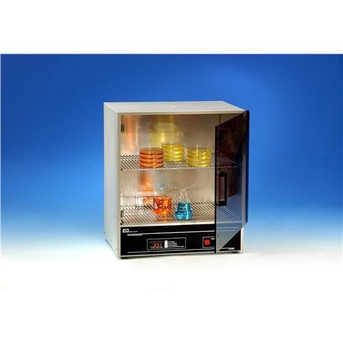 Quincy Lab 10-140AE Steel/Aluminum/Acrylic Door Digital Forced Air Incubator, 0.6 cubic feet, 115V, 200W